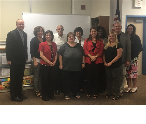 Board of Education Members 2018-2019